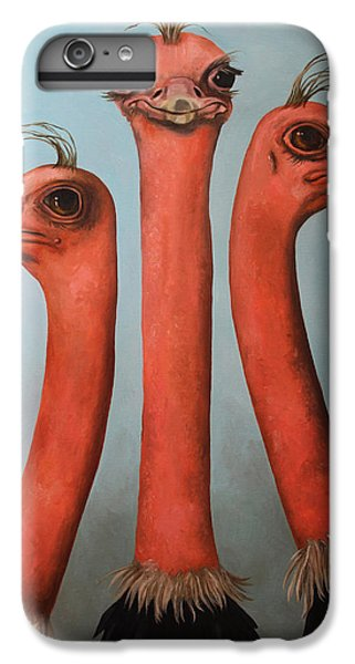 Posers 2 IPhone 6s Plus Case by Leah Saulnier The Painting Maniac