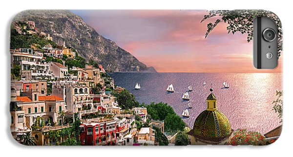 Positano IPhone 6s Plus Case