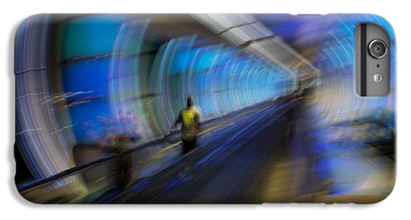 IPhone 6s Plus Case featuring the photograph Quantum Tunneling by Alex Lapidus