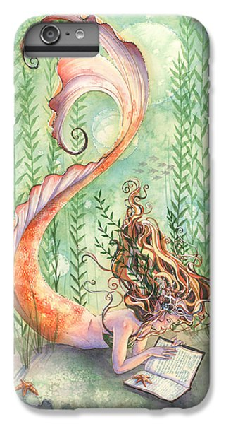 Quiet Time IPhone 6s Plus Case by Sara Burrier
