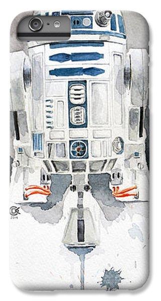 Star iPhone 6s Plus Case - R2 by David Kraig