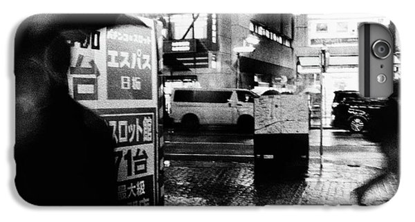 Umbrella iPhone 6s Plus Case - Rain by Tatsuo Suzuki