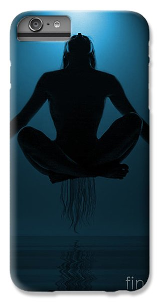 Reaching Nirvana.. IPhone 6s Plus Case by Nina Stavlund