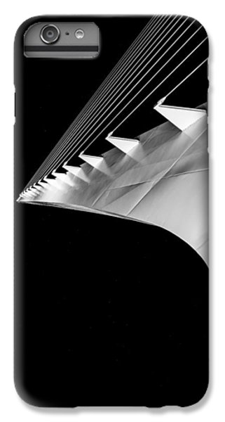 Reading A Sundial At Midnight IPhone 6s Plus Case by Alex Lapidus