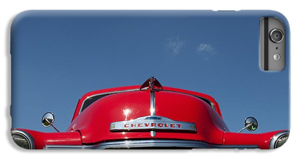 Red Chevrolet 3100 1953 Pickup  IPhone 6s Plus Case