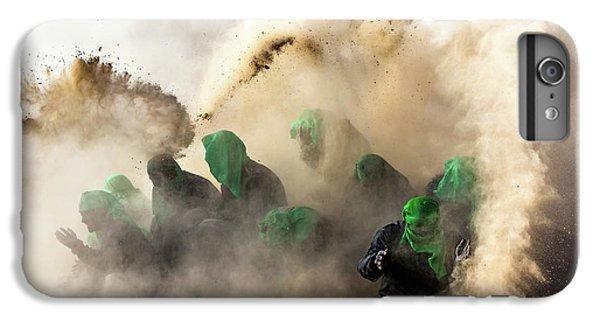 Explosion iPhone 6s Plus Case - Resurrection-iv by Mohammadreza Momeni