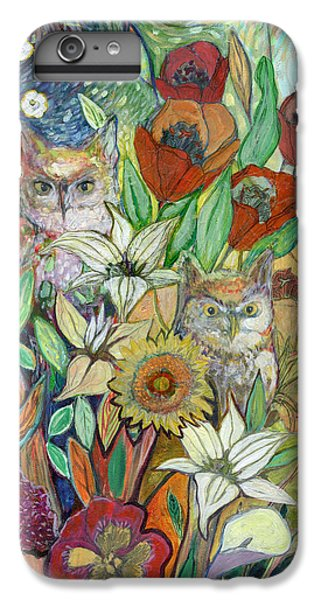 Tulip iPhone 6s Plus Case - Returning Home To Roost by Jennifer Lommers