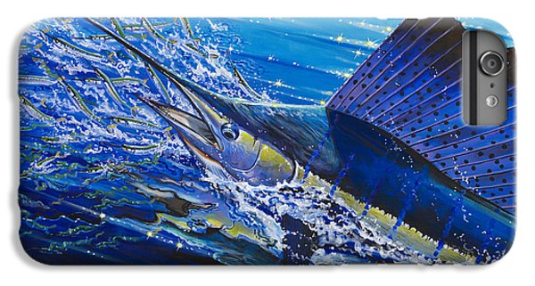 Sail On The Reef Off0082 IPhone 6s Plus Case by Carey Chen
