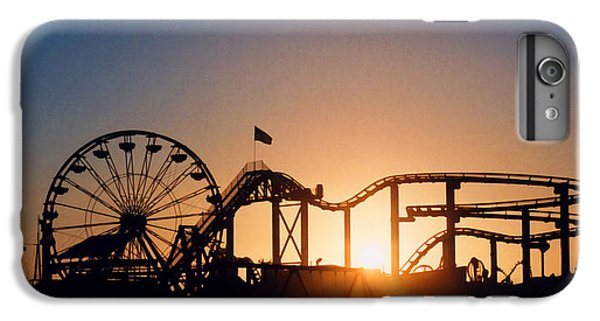 Santa Monica Pier IPhone 6s Plus Case