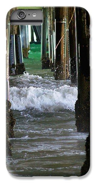 Santa Monica iPhone 6s Plus Case - Santa Monica Pier by Bill Gallagher