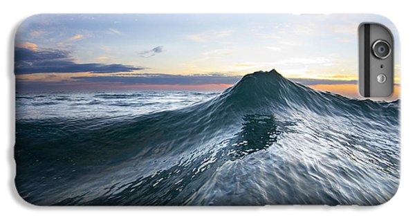 Ocean iPhone 6s Plus Case - Sea Mountain by Sean Davey