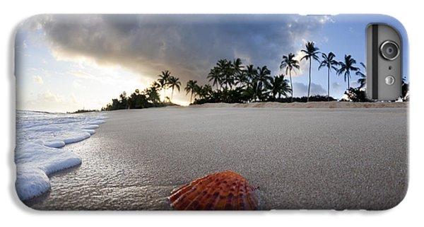 Ocean iPhone 6s Plus Case - Sea Shell Sunrise by Sean Davey