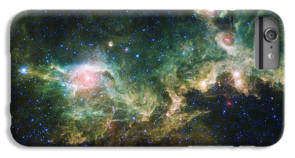 Seagull Nebula IPhone 6s Plus Case by Adam Romanowicz