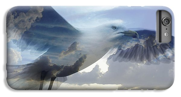 Searching The Sea - Seagull Art By Sharon Cummings IPhone 6s Plus Case by Sharon Cummings
