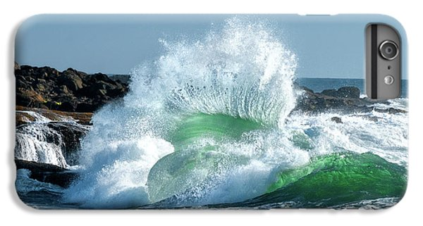 Explosion iPhone 6s Plus Case - Seascape 3 by David Rothstein