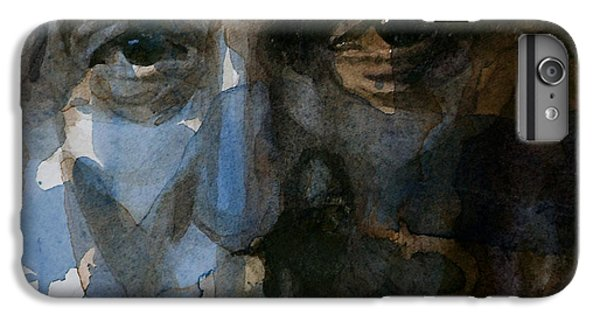 Musicians iPhone 6s Plus Case - Shackled And Drawn by Paul Lovering