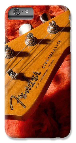 Rock And Roll iPhone 6s Plus Case - Shadowcaster by Douglas Pittman