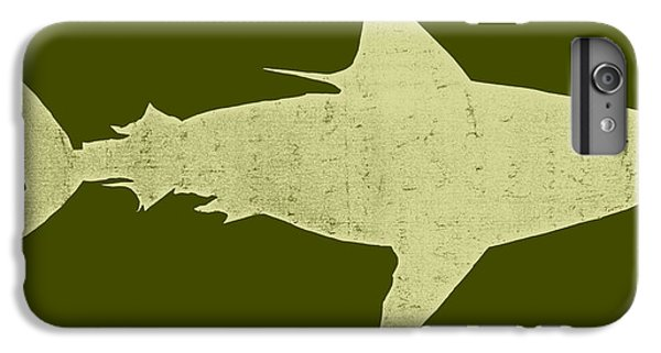 Shark IPhone 6s Plus Case by Michelle Calkins