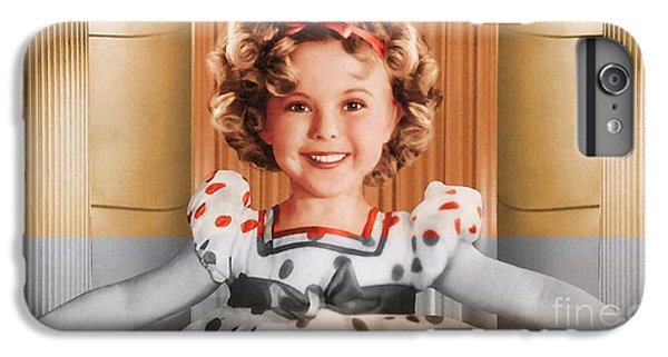 Shirley Temple IPhone 6s Plus Case