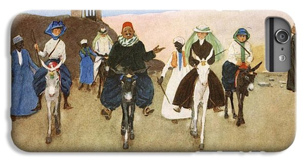 Should Women Ride Astride?, From The IPhone 6s Plus Case by Lance Thackeray