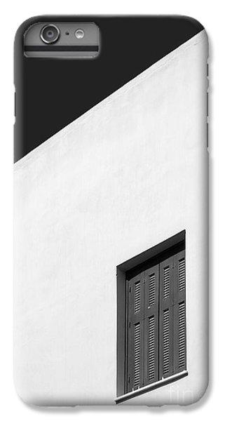 Greece iPhone 6s Plus Case - Shuttered Window by Rod McLean