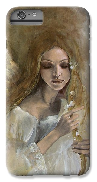 Flower Fairy iPhone 6s Plus Case - Silence by Dorina  Costras