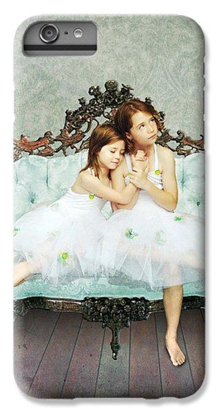 Sisters IPhone 6s Plus Case by Linda Lees