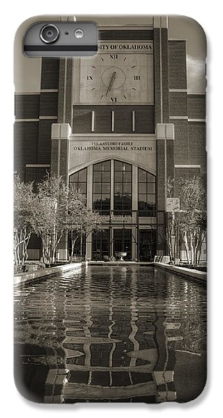 Oklahoma University iPhone 6s Plus Case - Six Thirty Three by Ricky Barnard