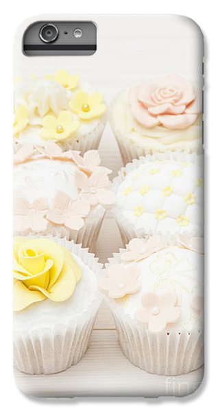 Fairy Cake iPhone 6s Plus Case - Six Ways To Temptation by Anne Gilbert