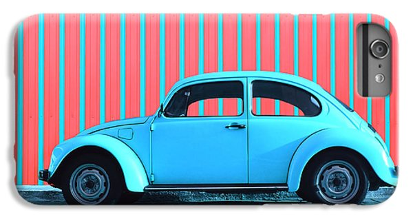 Hot iPhone 6s Plus Case - Sky Blue Bug by Laura Fasulo