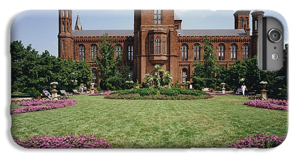Smithsonian Institution Building IPhone 6s Plus Case by Rafael Macia
