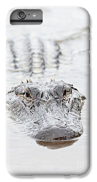Sneaky Swamp Gator IPhone 6s Plus Case