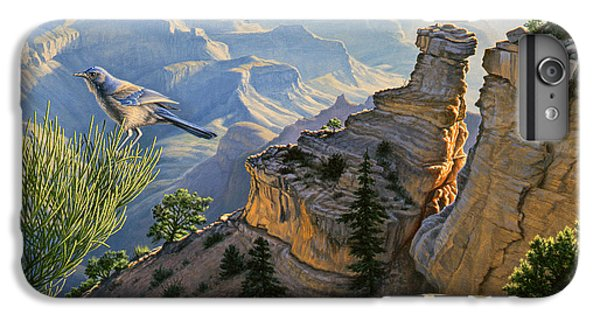 Grand Canyon iPhone 6s Plus Case - South Rim Morning by Paul Krapf