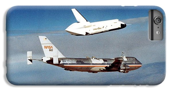 Space Shuttle Prototype Testing IPhone 6s Plus Case by Nasa