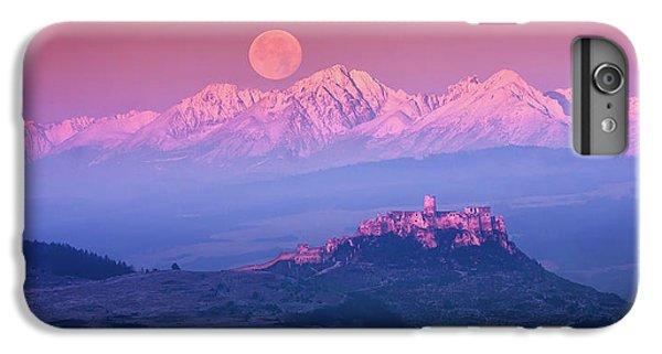 Mountain iPhone 6s Plus Case - Spia? Fairy Tale by Marian Kmet