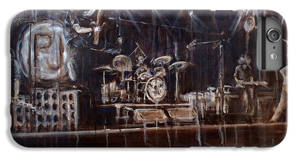 Stage IPhone 6s Plus Case by Josh Hertzenberg