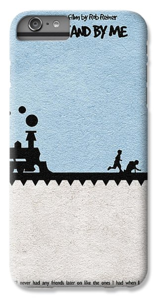 Train iPhone 6s Plus Case - Stand By Me by Inspirowl Design