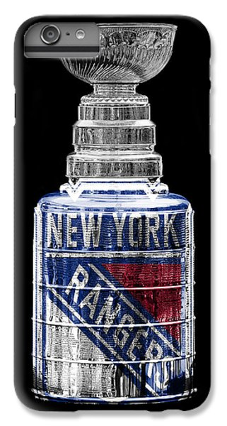 Hockey iPhone 6s Plus Case - Stanley Cup 4 by Andrew Fare
