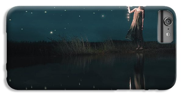 Fairy iPhone 6s Plus Case - Starfall by Terry F