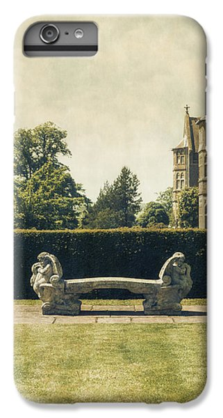 Stone Bench IPhone 6s Plus Case by Joana Kruse