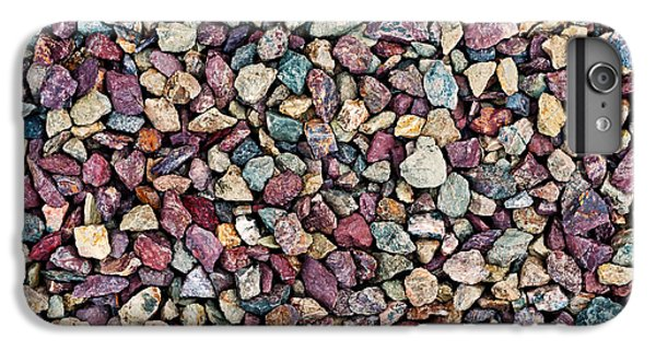 Stone Pebbles  IPhone 6s Plus Case by Ulrich Schade