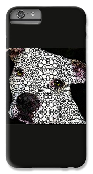 Stone Rock'd Dog By Sharon Cummings IPhone 6s Plus Case