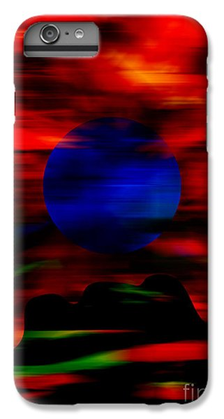 Storm Watch IPhone 6s Plus Case by Marvin Blaine