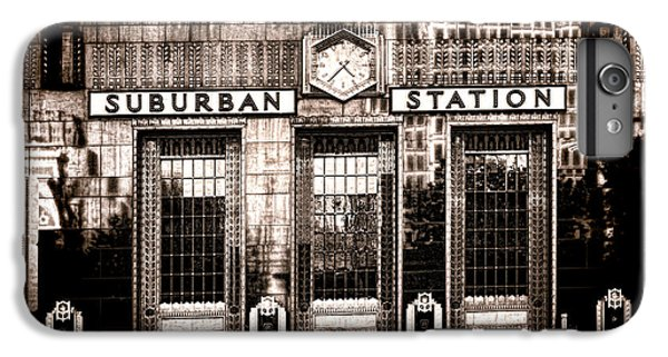 Suburban Station IPhone 6s Plus Case by Olivier Le Queinec