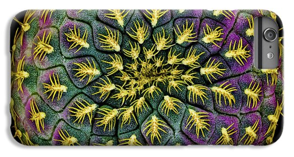 Spines iPhone 6s Plus Case - Sulcorebutia Rauschii by Victor Mozqueda
