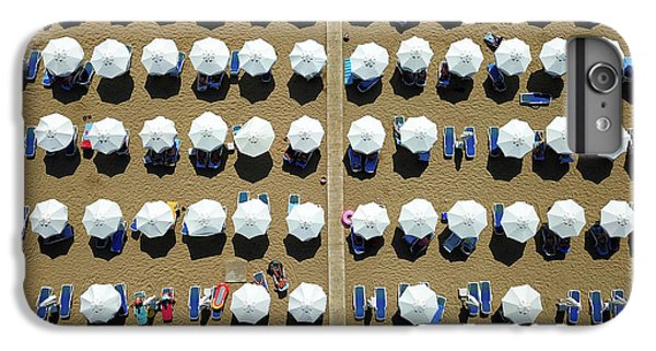 Umbrella iPhone 6s Plus Case - Summer by Aumitcanan