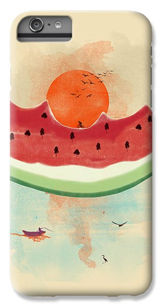 Summer Delight IPhone 6s Plus Case by Neelanjana  Bandyopadhyay