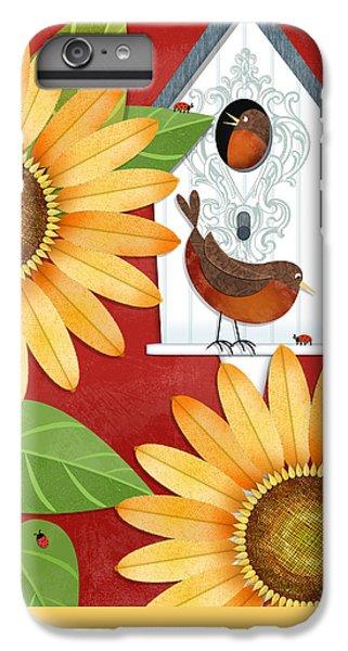 Sunflower Surprise IPhone 6s Plus Case
