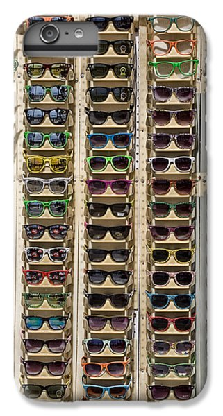 Venice Beach iPhone 6s Plus Case - Sunglasses by Peter Tellone