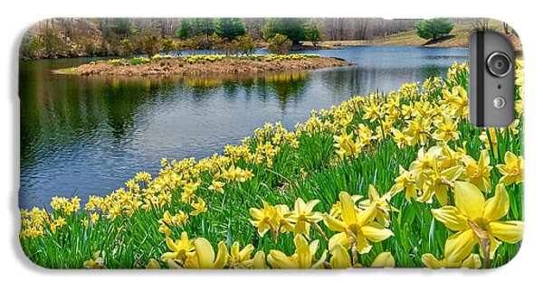 Sunny Daffodil IPhone 6s Plus Case by Bill Wakeley